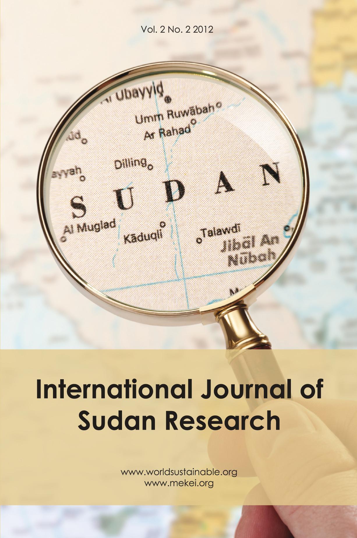 Geography of Sudan
