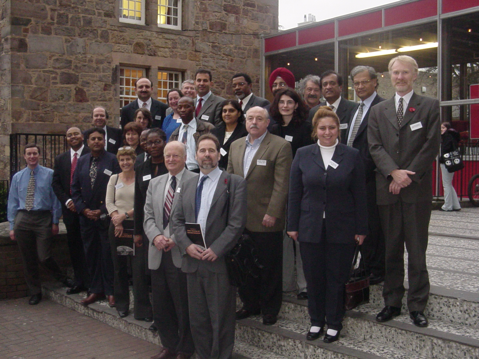 2nd Sustainability Conference, Edinburgh, UK 2004<div style='clear:both;width:100%;height:0px;'></div><span class='cat'>Sustainability Conferences</span>