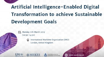 Artificial Intelligence-Enabled Digital Transformation to achieve Sustainable Development Goals