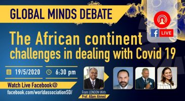 African continent challenges in dealing with Covid 19
