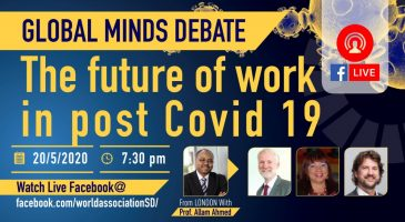 The future of work in post Covid 19