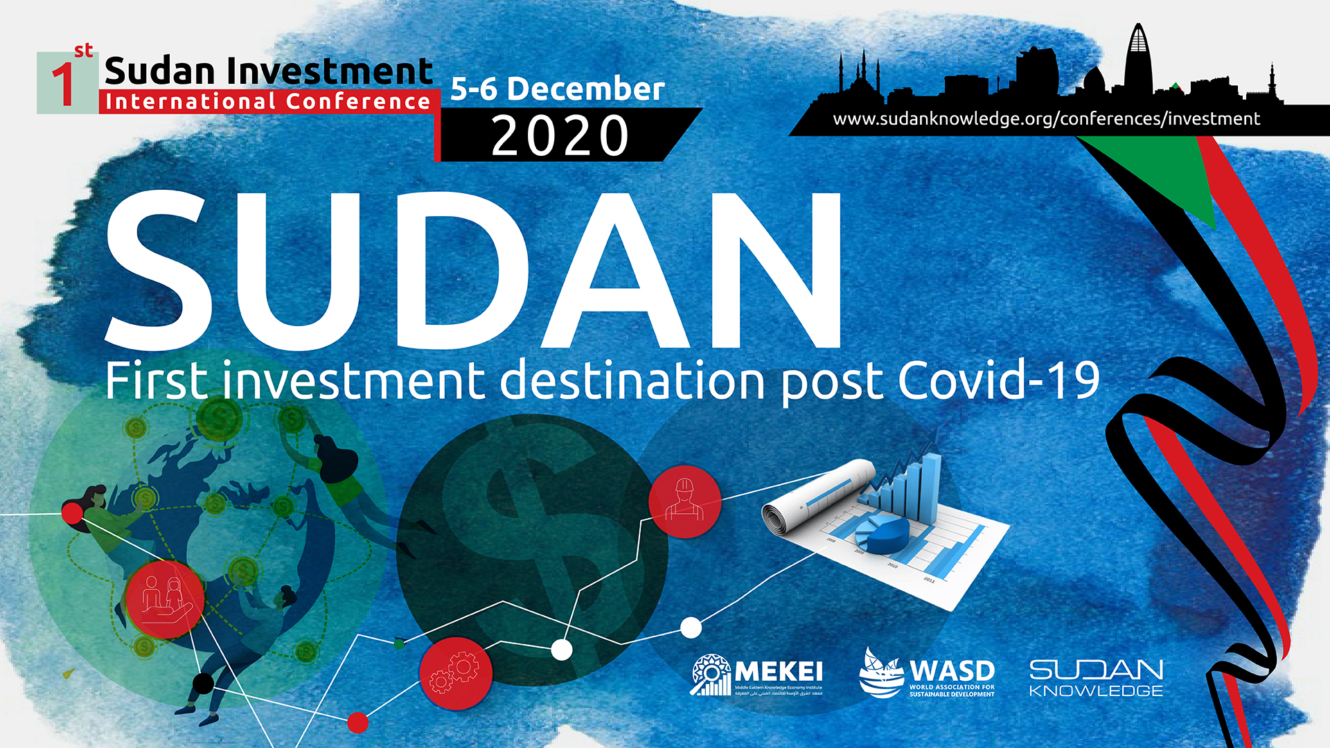 1st Sudan Investment International Conference 2020<div style='clear:both;width:100%;height:0px;'></div><span class='cat'>Sustainability Conferences</span>