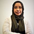 Doaa Mohamed Alamin Abdalla Ali, PhD Student, University of Cape Town, South Africa and Winner of L'Oréal-UNESCO Award for Women Researchers