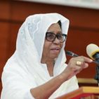 H. E. Mrs. Aisha Musa Al Saeed Member, Transitional Sovereignty Council, Government of Sudan