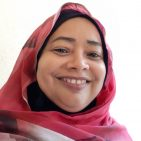 Prof. Samia Osman Yagoub, Manager, Weed Science Centre, Sudan University of Science and Technology