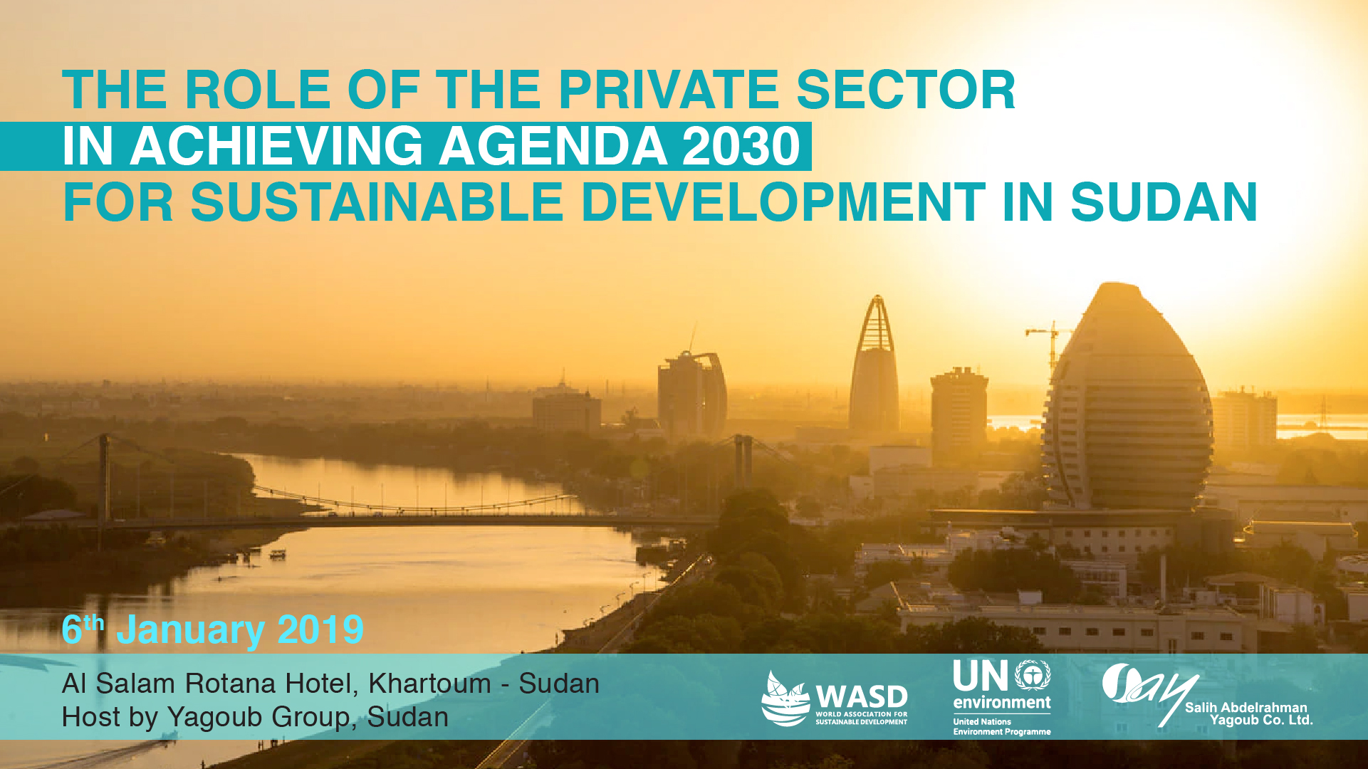 Role of private sector in achieving Agenda 2030 in Sudan, Khartoum, Sudan 2019<div style='clear:both;width:100%;height:0px;'></div><span class='cat'>Sustainability Conferences, Diaspora, Sudan, Workshop</span>
